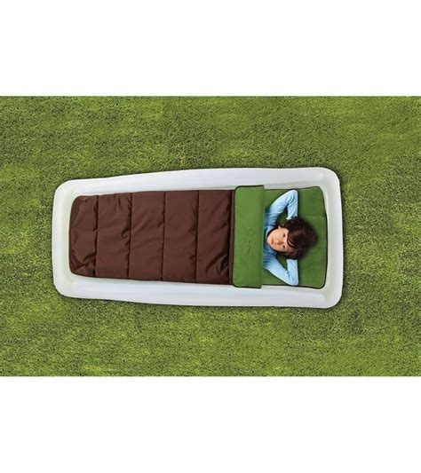 Shrunks Toddler Travel Bed by The Shrunks Tuckaire Outdoor Travel Bed
