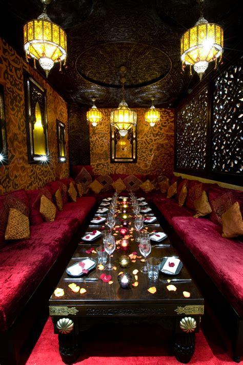 kenza restaurant  lounge bar devonshire square