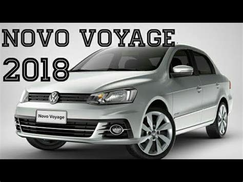 volkswagen voyage  todos detalhes top carros youtube