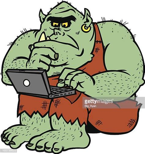 Troll Images Troll Fictional Character Stock Illustrations And