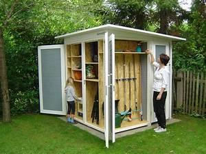 Cabane De Jardin D Occasion : bien ranger sa cabane de jardin home dome ~ Teatrodelosmanantiales.com Idées de Décoration