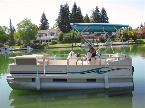 Pontoon Boat Bimini Top With Frame by 8ft Bimini Top With Frame