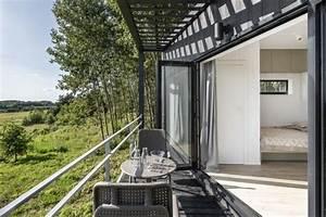 Etno Hut  Cabane Moderne En Lituanie Par Utopium