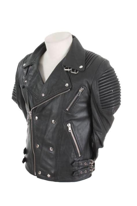 HUDSON OUTERWEAR MEN BLACK MOTO JACKET | Leather Accessories Inc