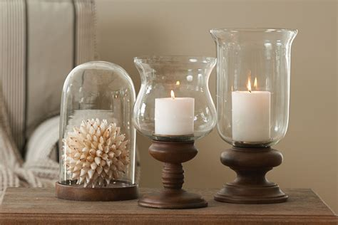 cheap decorating ideas for bedroom glass hurricane candle holder various styles of
