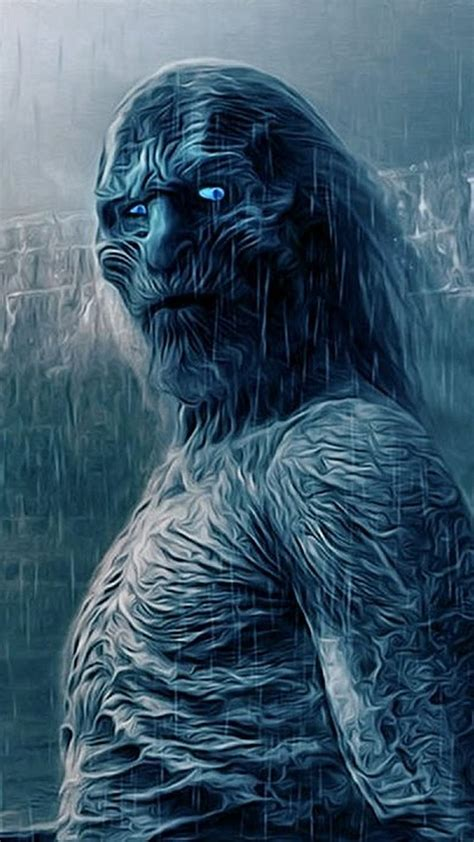 white walkers game  thrones iphone wallpaper