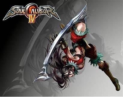 Calibur Soul Tira Iv Wallpapers Soulcalibur Monie