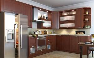 show wood kichen remodel your kitchen in new look within With kitchen furniture nepal