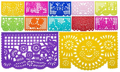como hacer papel picado mexican com beautiful large traditional mexican tissue