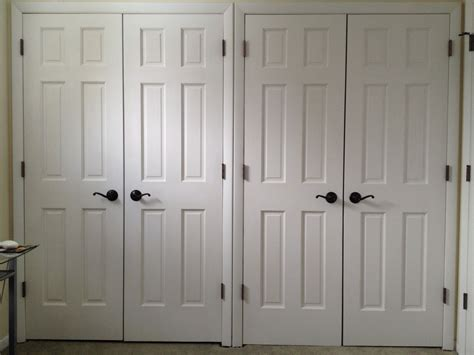 Double Wide Closet Doors  Doors Ideas