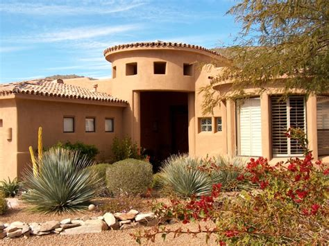 southwestern home exterior southwestern homes southwestern exterior phoenix by paint colors by sue