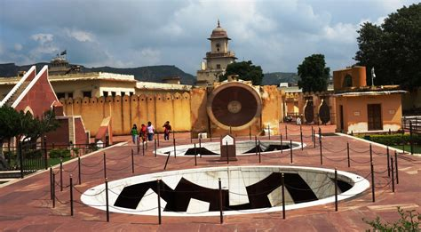 Garden Jaipur by Market Design Tourism Pricing At The Jaipur Observatory