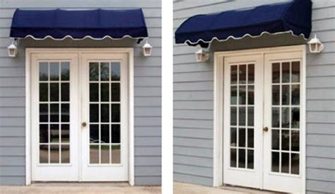 Quarter Round Window Awning Or