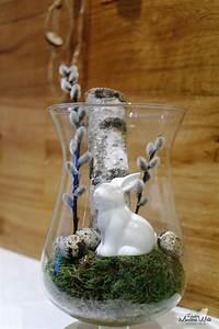Deko Im Glas Ideen : deko im glas simple fantastisch osterei glas glitzer ostern shabby ff deko fr deko im glas with ~ Orissabook.com Haus und Dekorationen