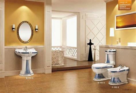Luxury Toilet Set