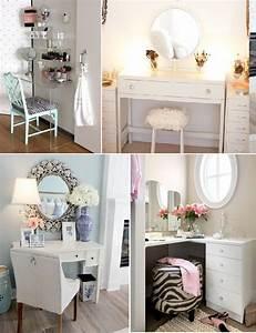 Rangement Ikea Chambre : lilia inspirations rangement maquillage et chambre 2 ~ Teatrodelosmanantiales.com Idées de Décoration