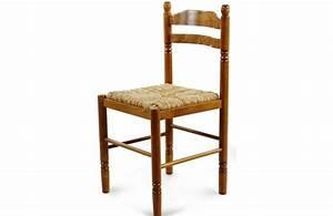 Chaise Cuisine Bois : chaise de cuisine en bois ~ Melissatoandfro.com Idées de Décoration