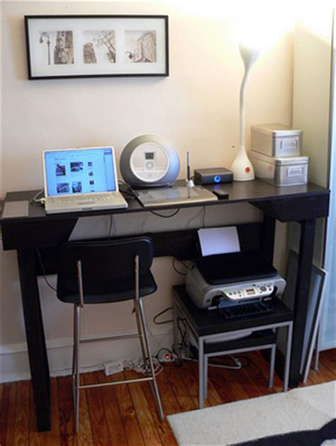 Lifehacker Best Standing Desk by Coffee Table Turned Standing Desk Lifehacker Australia