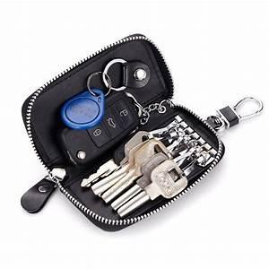 Fashion Pu Leather Key Holder Car Key Wallets Male Keys