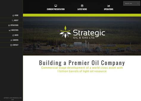 EnerCom | Oil and Gas Marketing, Web Design, Branding