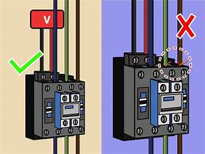 How To Wire A Ge Cr460 Lighting Contactor