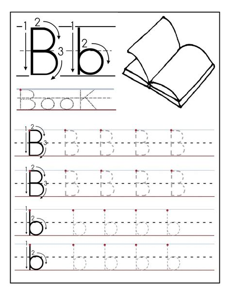 traceable letters worksheet for children golden age