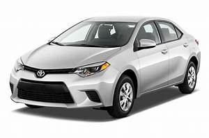 2015 Toyota Corolla Reviews And Rating