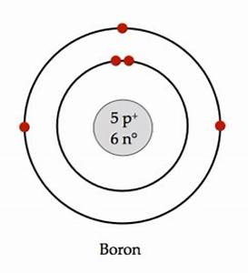 Lewis Dot Diagram For Boron
