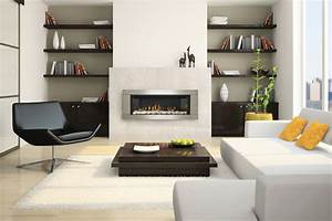 contemporary gas fireplaces contemporary living room With enchanting modern gas fireplace for a living room