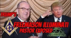 Dangerous world leader Donald Trump is in secret elite ...