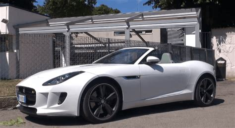 Jaguar F Type Sound by Jaguar F Type S Exhaust Sound Autoblog Gr