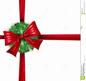 Ribbon Christmas Border Clipart - Clipart Suggest