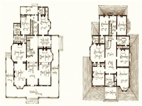 small victorian house  victorian house floor plans