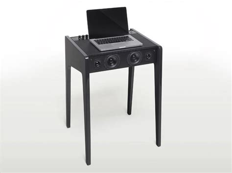 bureau ordinateur portable ld 120 un dock bureau quot design quot pour ordinateur portable