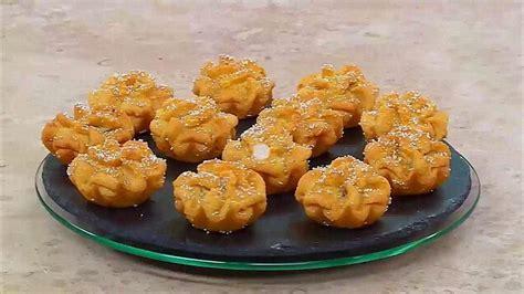 cuisine samira gateaux gâteau makrout makroud de sablé recette facile la