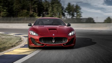 2017 Maserati Granturismo Gt Sport Special Edition 4k