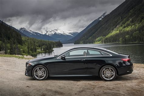 2018 Mercedes-benz E400 4matic Coupe First Test Review