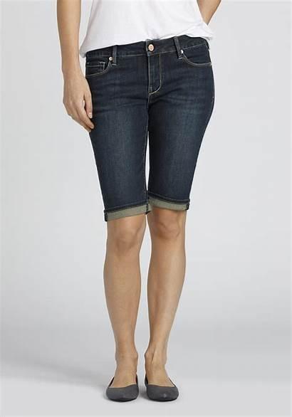 Bermuda Short Ladies Slim Shorts