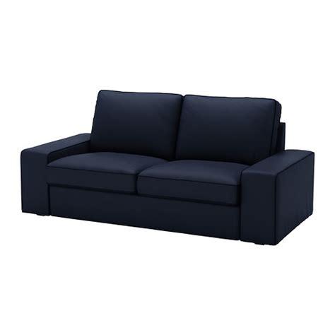 housse de canapé ikea kivik housse de canapé 2pla orrsta bleu foncé ikea