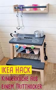 Ikea Spielzeug Küche : super ikea hack k che f r kinder aus einem tritthocker papa kinder zimmer kinderzimmer und ~ Yasmunasinghe.com Haus und Dekorationen