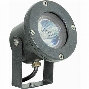 Hpm v w halogen mini pond light bunnings warehouse