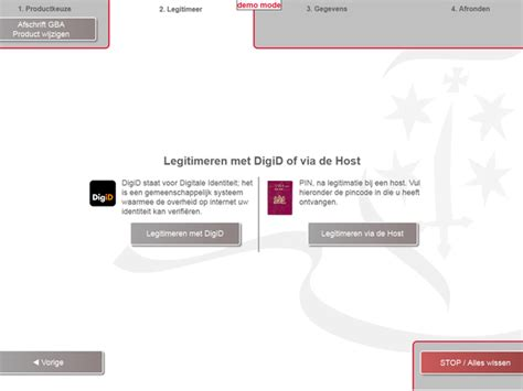 zelfbedieningsbalie portfolio roes  app web development