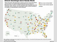 North Dakota one of 11 states without a school shooting