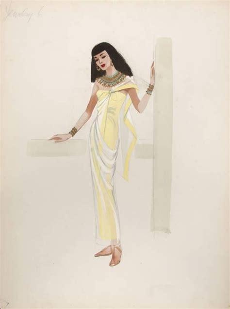 elizabeth taylor cleopatra costume  jewelry conceptual