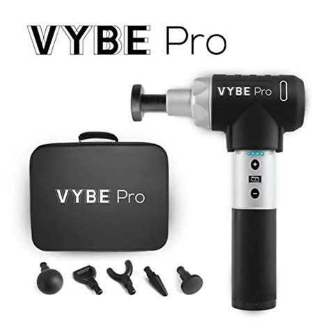VYBE Handheld Percussion Massagers – Which one should you