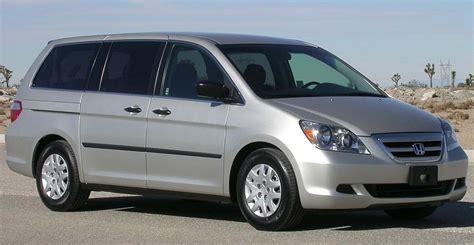 Honda Odyssey   Specs of wheel sizes, tires, PCD, Offset