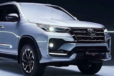 Toyota financial services (south africa) limited. 2022 Toyota Fortuner (New Generation) - 5 Things You Know ...