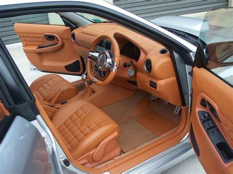 Blackneedle Auto Upholstery, 04 Wrx Custom Leather