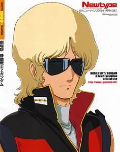 Mobile Suit Zeta Gundam: Blonde Guy from Z - Minitokyo