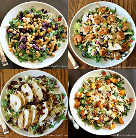 4 Simple Main Dish Salad Ideas  Forks And Folly